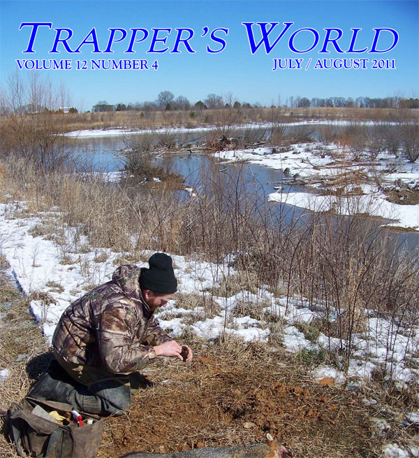 Trappers World Magazine – 1 year/6 issues (Canada)